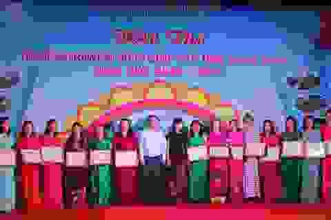 Quảng Ngãi: Giáo viên mầm non dự hội thi tuyên truyền viên giỏi