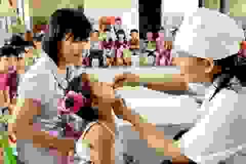 Hà Nội: Bổ sung vitamin A liều cao đợt 2 cho trẻ