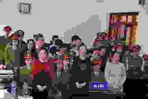 """9 án tử hình cho đường dây ma túy """"khủng"""" từ Sơn La về xuôi"""