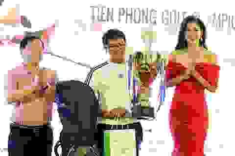 Golfer 13 tuổi đăng quang ở giải golf gây quỹ từ thiện của báo Tiền Phong