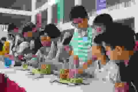 Gần 3.000 người tham dự hào hứng trải nghiệm Ngày hội Toán học Mở 2018