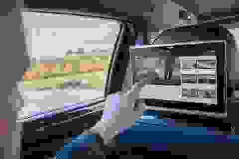 Bentley trang bị hệ thống Wi-Fi siêu nhanh trên xe