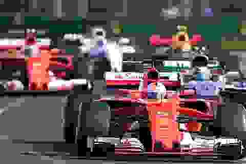 Hà Nội sẽ họp báo thông tin về chặng đua xe F1 năm 2020