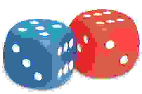 Đố bạn: Có tổng cộng bao nhiêu chấm trên hai viên xúc xắc?
