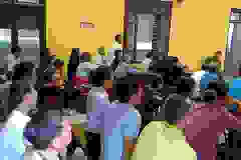 Hàng nghìn người dân tập hợp chữ ký xin giảm án cho nguyên chủ tịch xã tại Thanh Hoá!