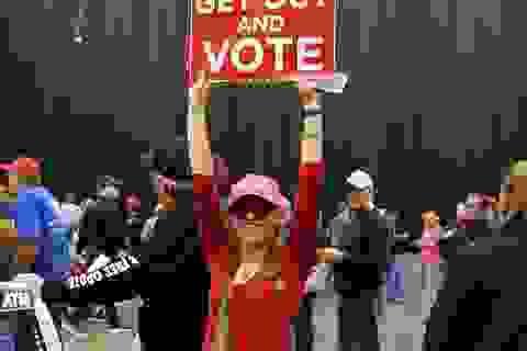Cử tri Mỹ chia sẻ kỳ vọng về kết quả cuộc bầu cử giữa kỳ 2018