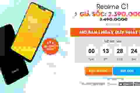Chưa đầy 2 tháng, Realme đã tạo nền móng vững chắc tại thị trường Việt