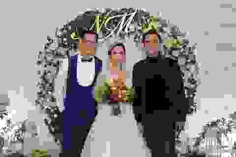 """Hồng Mơ """"về một nhà"""" với diễn viên Thành Nhơn sau hơn 3 năm hẹn hò"""