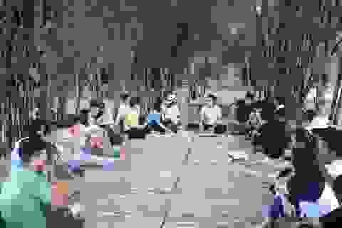 Đến Triêm Tây nghe cô gái Hà Nội kể câu chuyện sống theo quy luật của tự nhiên