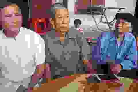 """""""Liệt sĩ"""" bất ngờ trở về từ Campuchia sau 39 năm"""