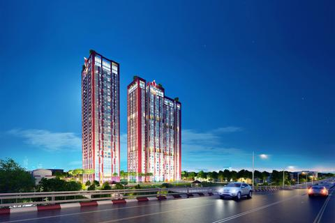 Mua một căn hộ - Tặng một ô tô tại Hà Nội Paragon Cầu Giấy