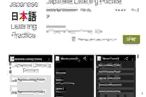 """Học tiếng Nhật: Điểm danh 3 sai lầm """"kinh điển"""" khi luyện nghe"""