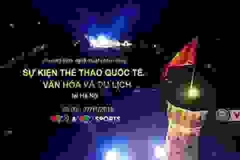 Chương trình nghệ thuật chào mừng Sự kiện thể thao quốc tế, văn hóa và du lịch tại Hà Nội