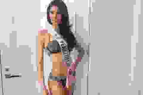 Người đẹp Venezuela đăng quang hoa hậu quốc tế