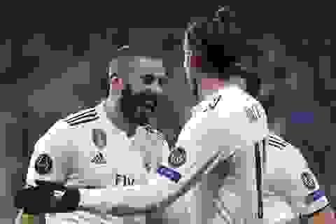 11 cầu thủ xuất sắc nhất lượt 4 vòng bảng Champions League