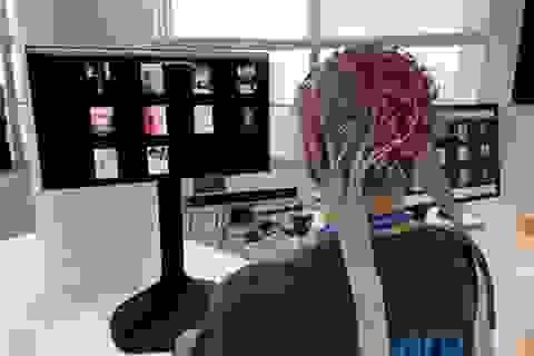 Samsung đang phát triển TV thông minh cho phép điều khiển bằng trí não