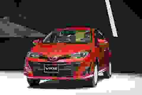 """Toyota Việt Nam triển khai chương trình """"Vios trao tay, nhận ngay quà tặng"""""""