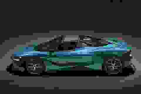 McLaren chính thức giới thiệu phiên bản 720S mui trần