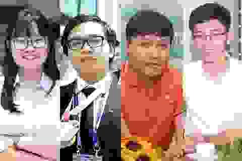 """4 tấm gương """"thành tích khủng"""" góp mặt tại Đại hội toàn quốc Sinh viên Việt Nam"""