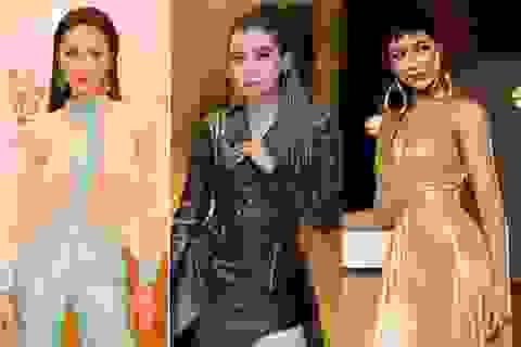 H'Hen Niê diện váy áo táo bạo; Thuỳ Dung - Đỗ Mỹ Linh xinh đẹp làm phù dâu