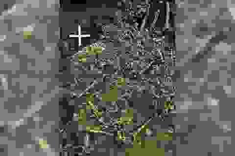 """Vi khuẩn liên quan đến """"cái chết đen"""" được tìm thấy trong mộ 5.000 năm tuổi"""