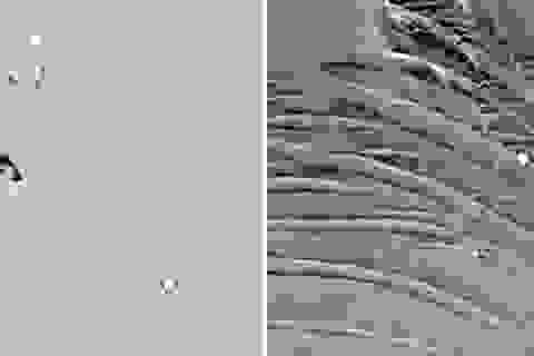 """Kiến trúc lạ nghi là """"hầm ngầm"""" của người ngoài hành tinh ở Nam Cực"""