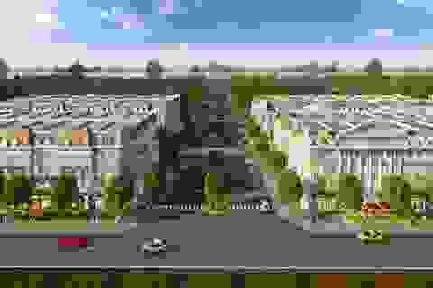 Sun Plaza Grand World - Shophouse Europe thuộc Tập đoàn Sun Group chính thức ra mắt tại Hạ Long