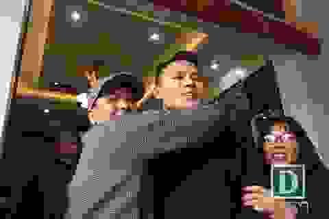 Bố cầu thủ Quang Hải lý giải nguyên nhân không sang Malaysia cổ vũ con trai