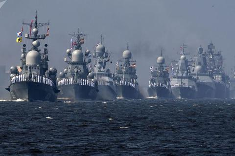 Nga bắt tay thay mới tàu chiến có vũ khí vượt trội ở các vùng biển xa