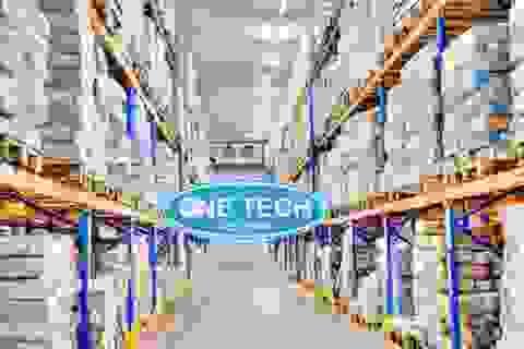Giá kệ kho hàng OneTech – Giải pháp lưu trữ hàng hóa thông minh, tiết kiệm, tiện lợi và chuyên nghiệp.