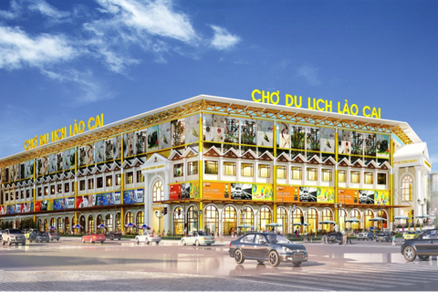 Chợ du lịch vùng biên lớn nhất Việt Nam