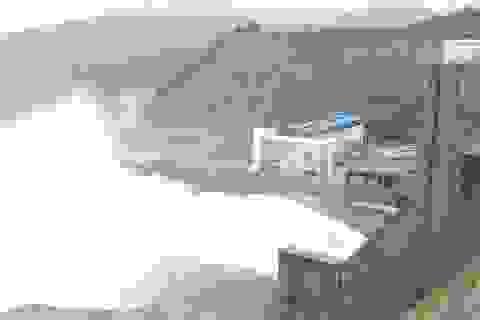 Hồ thủy điện lớn nhất Thừa Thiên Huế điều tiết xả lũ