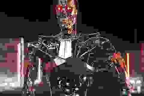 """Robot """"sát thủ"""" có thể vượt khỏi ranh giới"""