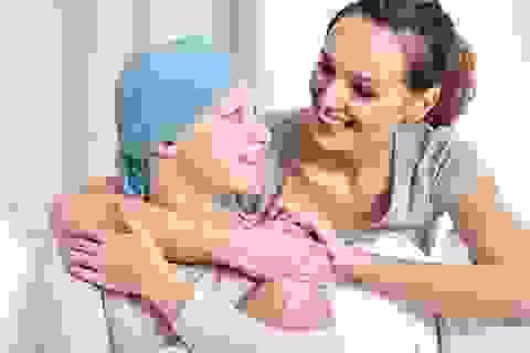 """Đừng nghĩ ung thư là """"bản án tử hình"""""""