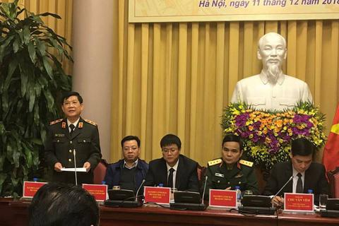 Bộ Công an có tối đa 1 Đại tướng, 6 Thượng tướng, 35 Trung tướng
