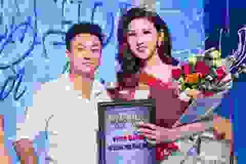 """Trần Tuyết Nhung đăng quang """"Nữ hoàng thời trang 2018"""""""