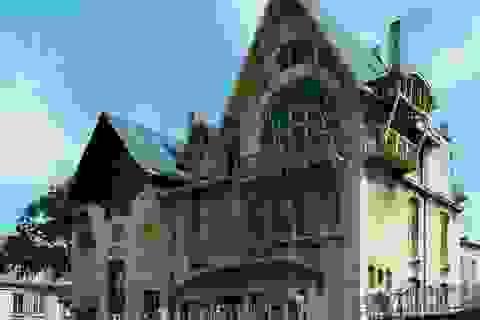 Ngắm những ngôi nhà mang tính biểu tượng của kiến trúc thế giới