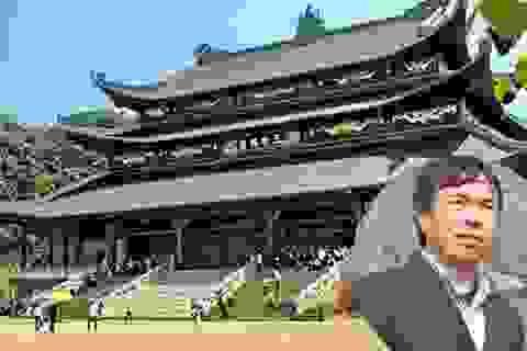 """Siêu dự án """"khu du lịch tâm linh"""" của đại gia Xuân Trường tại Chùa Hương bị phản ứng"""