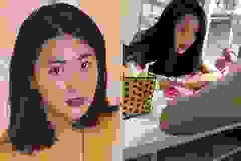 15 giây bị quay lén khi làm móng tay, cô gái bất ngờ nổi tiếng vì quá xinh