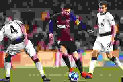 11 cầu thủ xuất sắc nhất vòng bảng Champions League: Không có C.Ronaldo