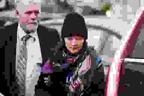 """""""Công chúa"""" Huawei đối mặt cuộc chiến dai dẳng và tốn kém để tránh bị dẫn độ"""