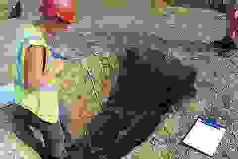 """Phát hiện xương """"ma cà rồng cổ đại"""" 2.000 năm tuổi ở Anh"""