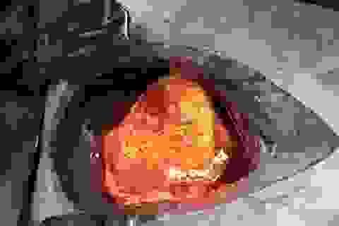 Cứu sống một phụ nữ bị đâm thấu tim và gan