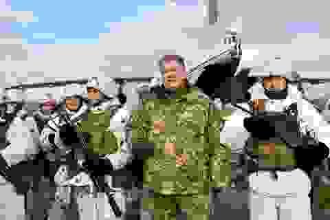 Nga nghi Ukraine sắp mở chiến dịch quân sự lớn ở miền đông