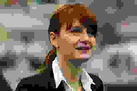"""Nga cáo buộc Mỹ ép cung """"người đẹp tóc đỏ"""" nghi là điệp viên"""
