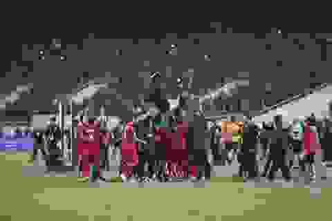 Niềm hạnh phúc tột cùng của tuyển thủ Việt Nam sau chức vô địch