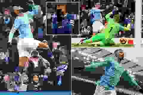 Jesus thăng hoa, Man City dễ dàng đè bẹp Everton