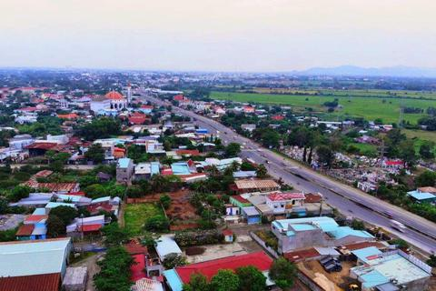 Bà Rịa vươn tầm đô thị loại I trước năm 2025