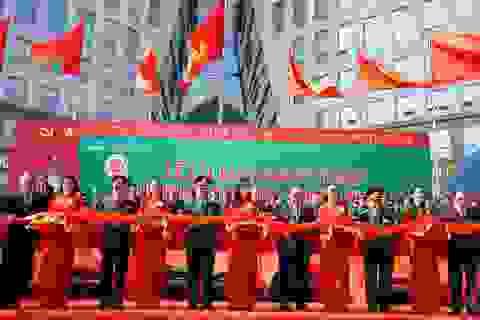 Thủ tướng dự lễ khánh thành tòa bệnh viện công hiện đại nhất Việt Nam