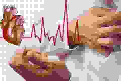 Đánh trống ngực liên hồi – Dấu hiệu sớm của tăng huyết áp